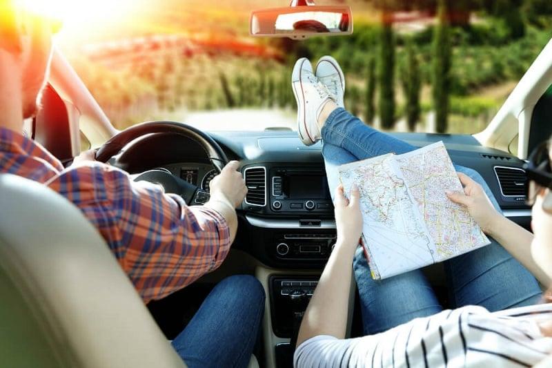 Roteiros e informações da viagem de carro entre Nova York e Boston