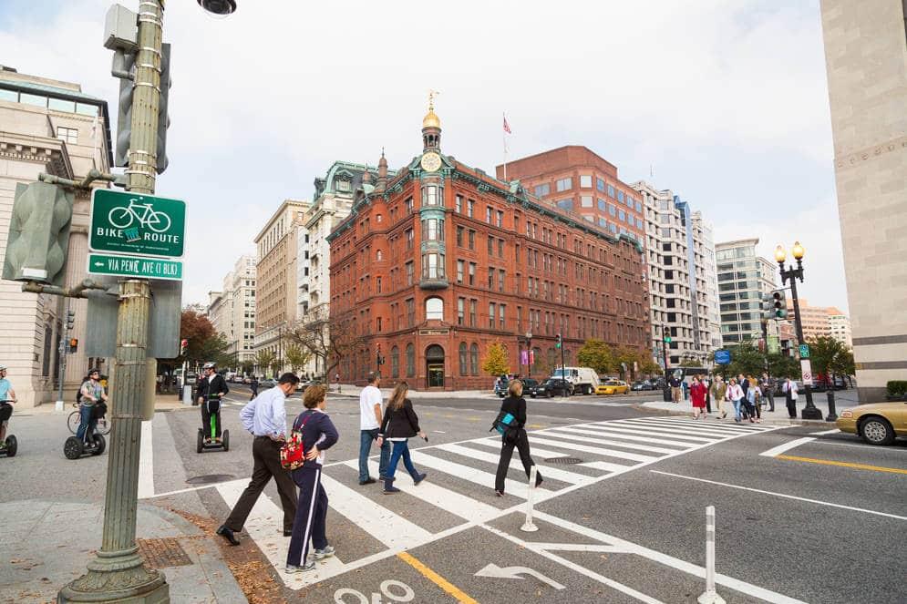 Ficar na região de National Mall em Washington: Downtown