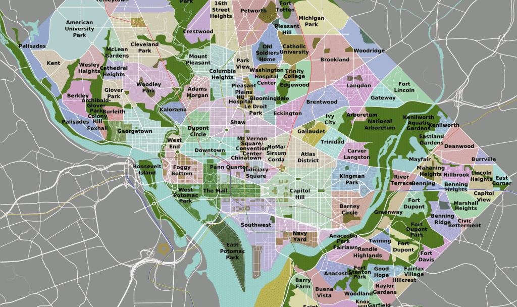 Onde ficar em Washington: Melhores regiões