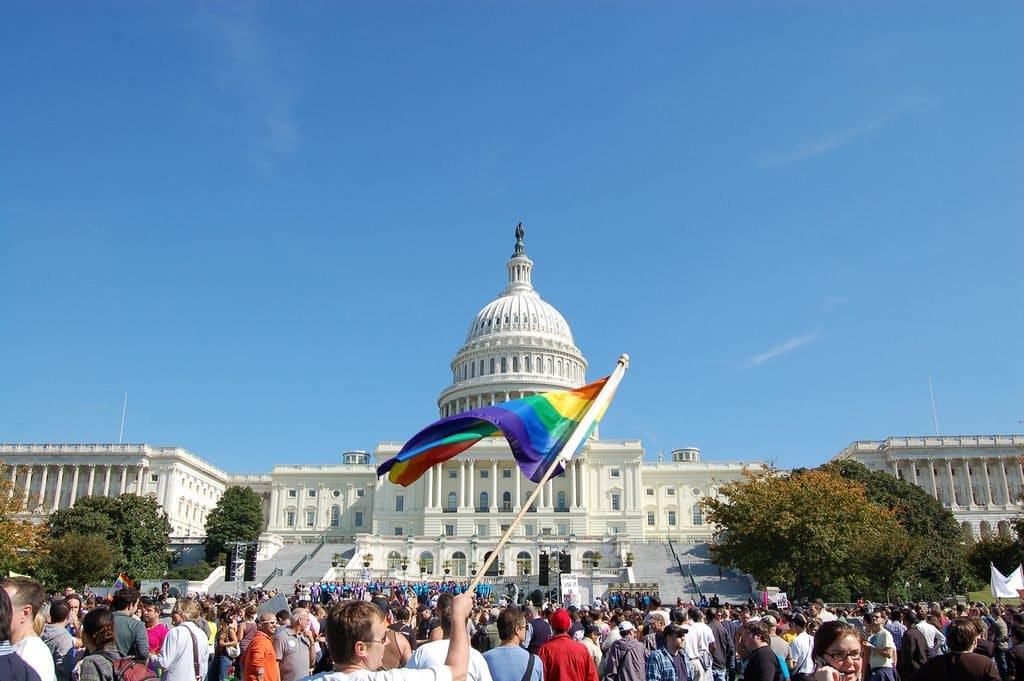 Lugares Gays e GLS em Washington
