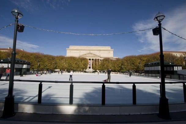 Patinação no gelo em Washington