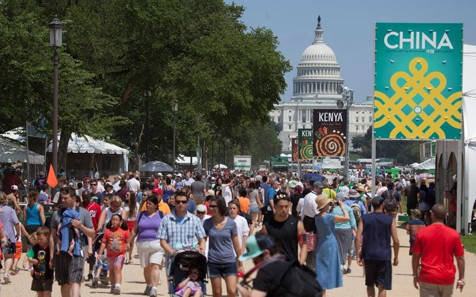 O que fazer no verão em Washington