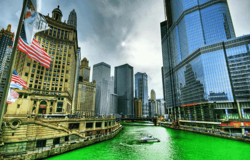 Feriados em Chicago em 2018