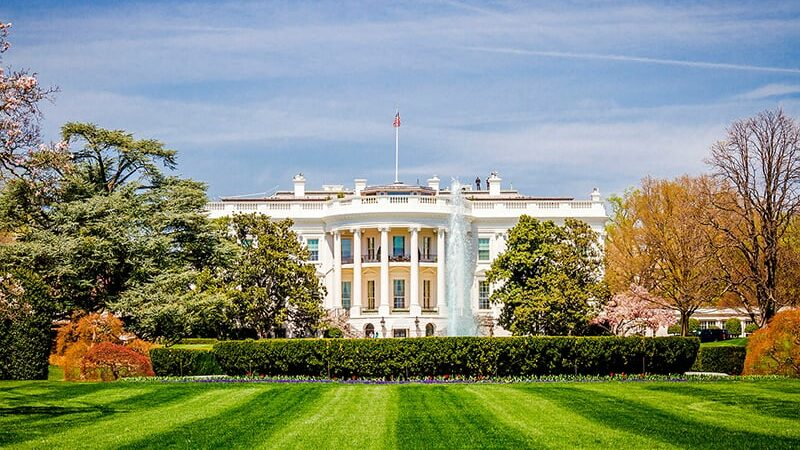 Como levar dinheiro para Washington