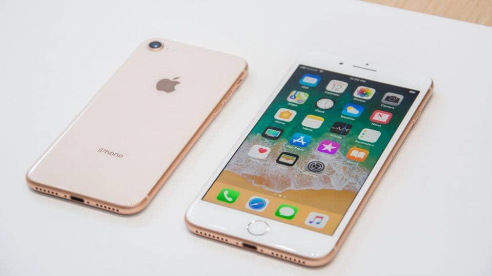 Preços do Iphone 8