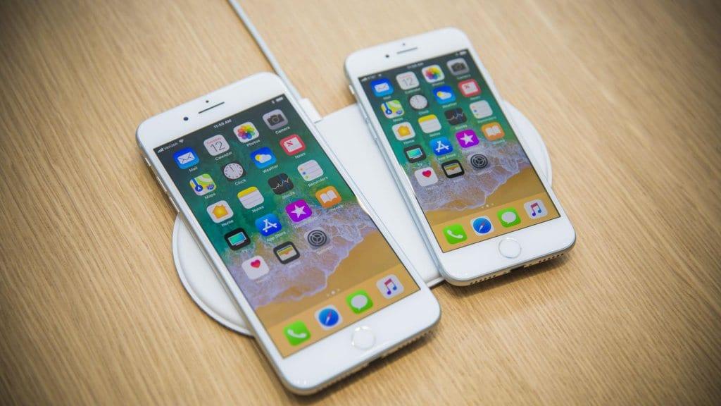 Iphone 8 em Chicago