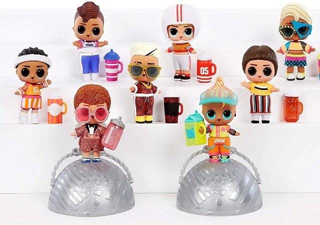 Onde comprar as bonecas L.O.L Surprise em Nova York