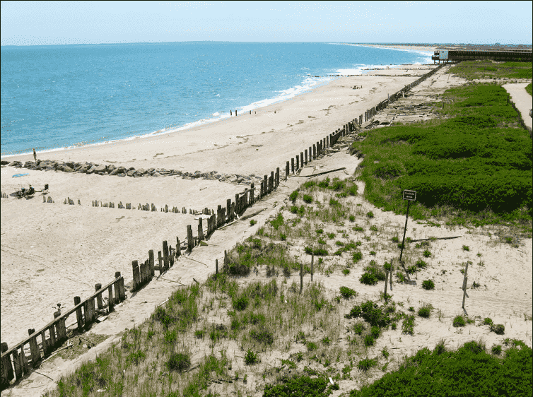 Praia Fort Tilden Beach