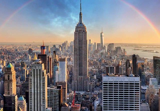 10 edifícios históricos em Nova York