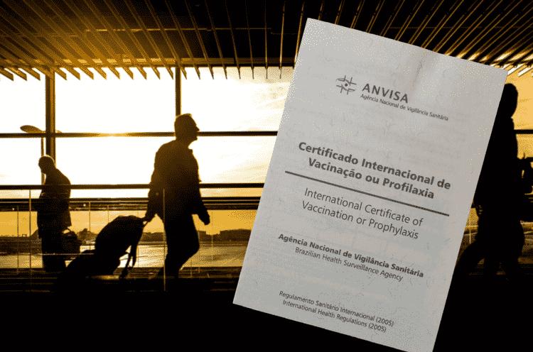 Preciso do certificado de vacinação internacional para entrar em Washington?