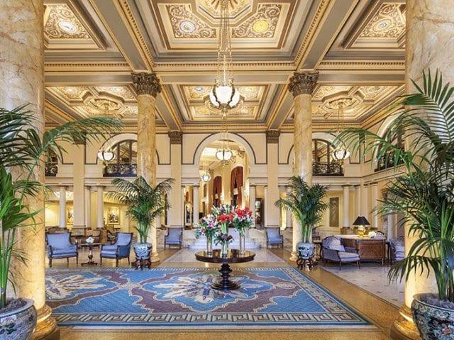 Hotéis de luxo em Washington