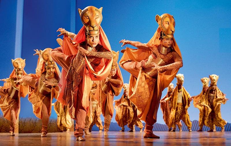 Musical do Rei Leão em Nova York