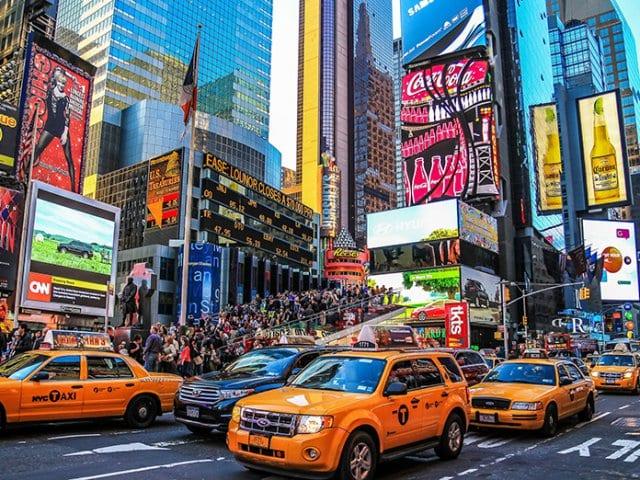 5 coisas a evitar em Nova York