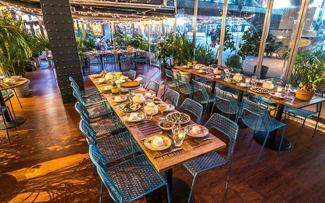Restaurante Santina em Nova York