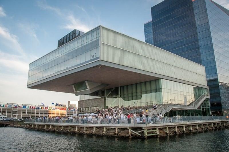Institute of Contemporary Art em Boston