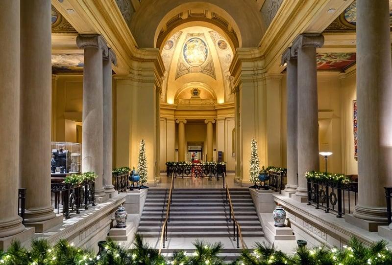Museum of Fine Arts em Boston