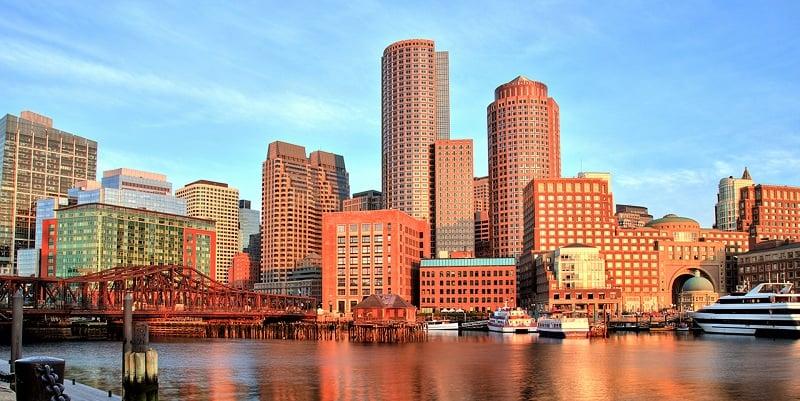 Onde ficar em Boston