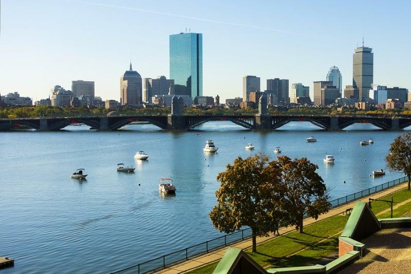 Verão em Boston