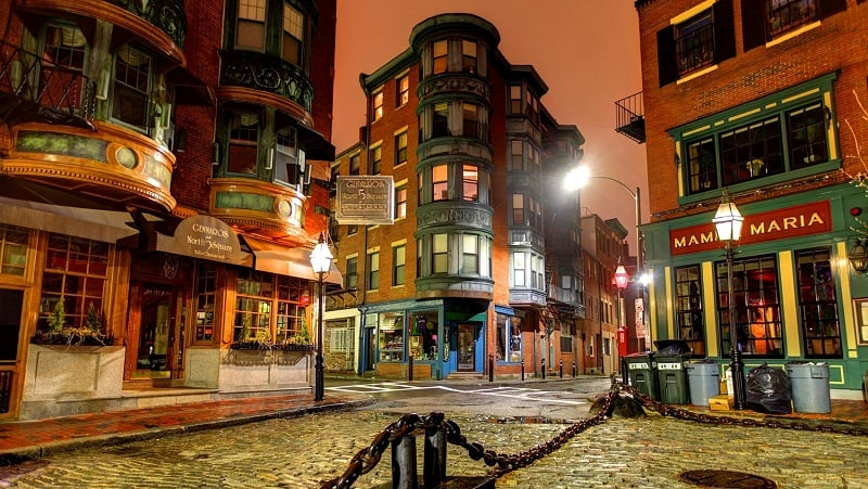 North End: o bairro italiano em Boston