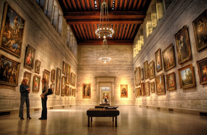 Museu de Belas Artes em Boston