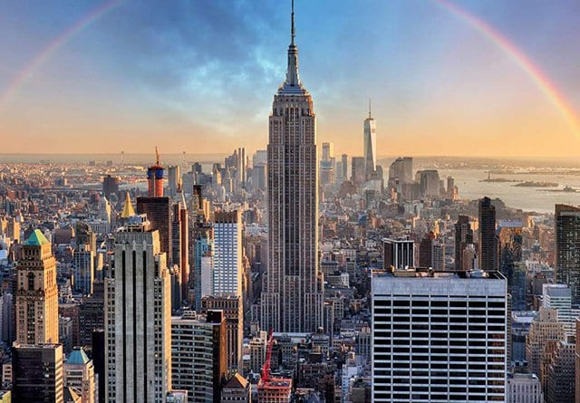 10 atrações em Midtown em Nova York
