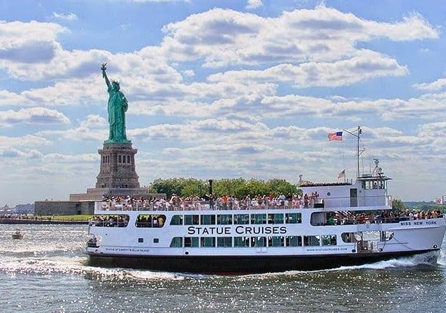 Ingressos do Tour da Estátua da Liberdade e Ellis Island