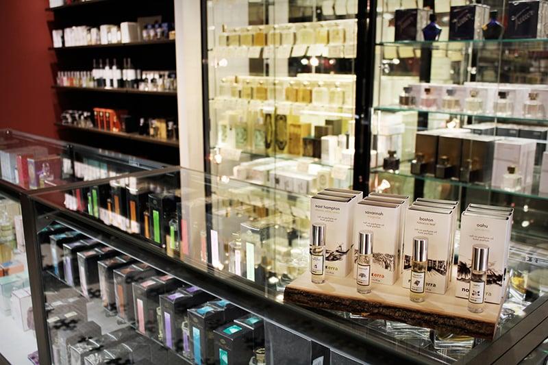 Onde comprar perfumes em Boston