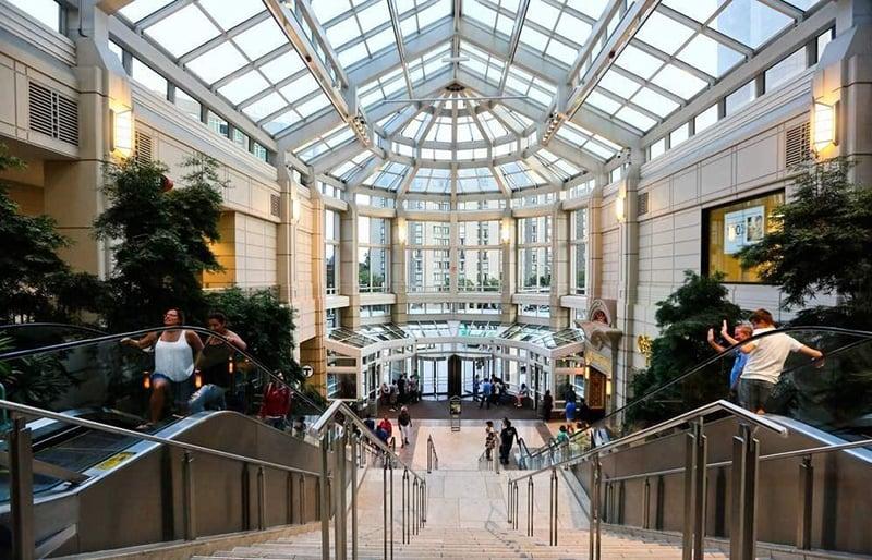 Prudential Shopping Center em Boston