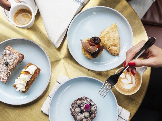 Cafe Butler no bairro DUMBO em Nova York