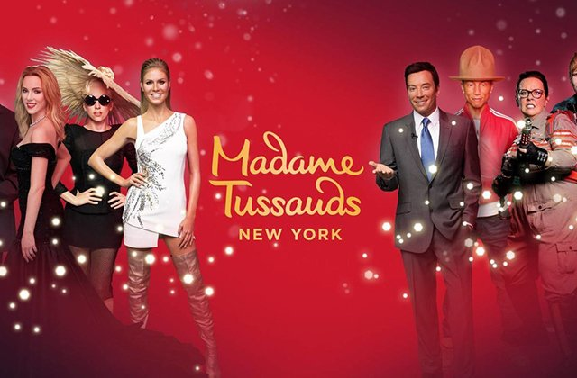 Ingressos do Museu Madame Tussauds em Nova York