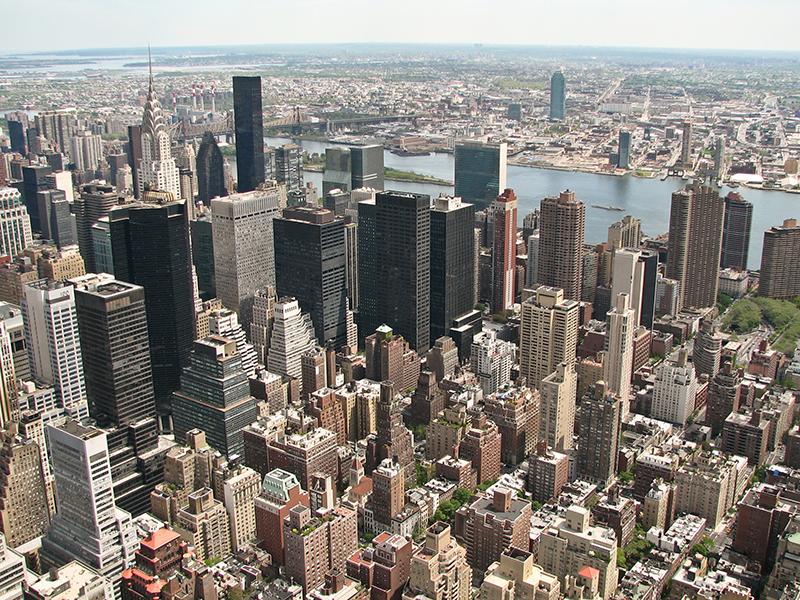 Ingressos para o Empire State Building em Nova York