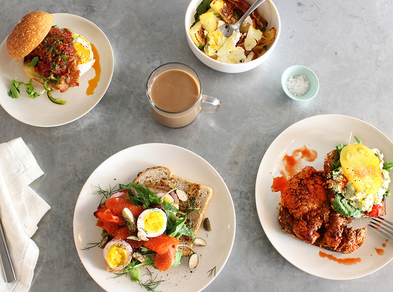 Melhores lugares para tomar café da manhã em Nova York