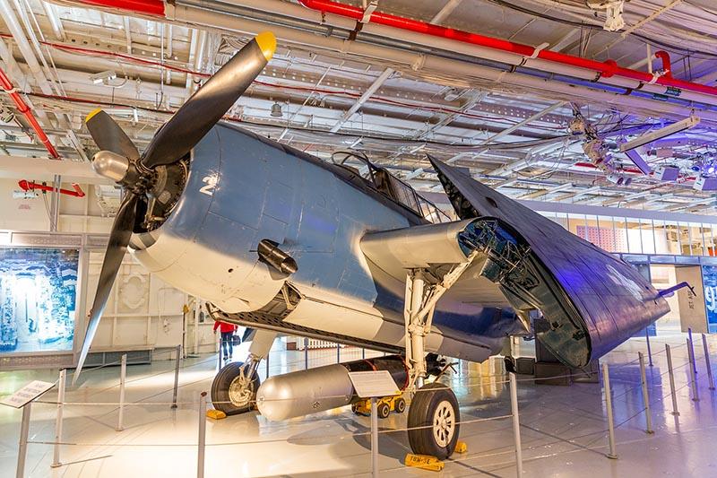 Museu Intrepid Sea, Air & Space em Nova York