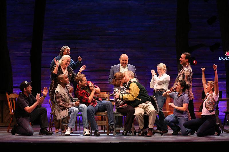 Musical Come From Away em Nova York