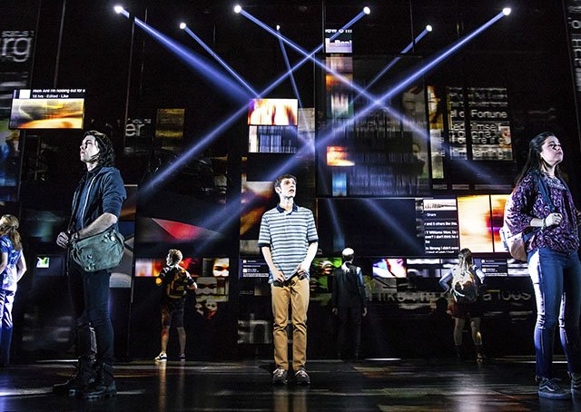 Musical Dear Evan Hansen em Nova York