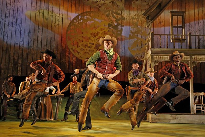 Musical Oklahoma em Nova York