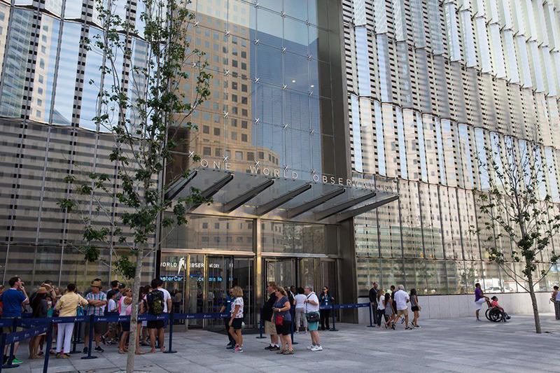 One World Trade Center em Nova York