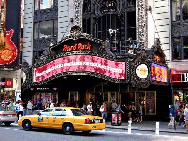 Ingressos para Experiência Hard Rock Cafe em Nova York