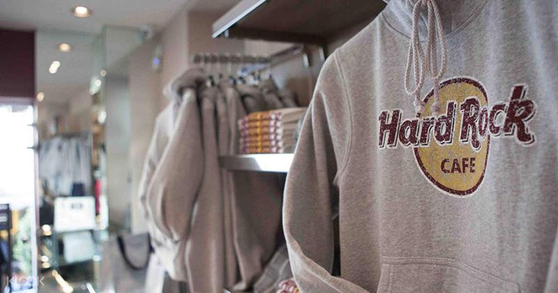 Restaurante Hard Rock Cafe em Nova York