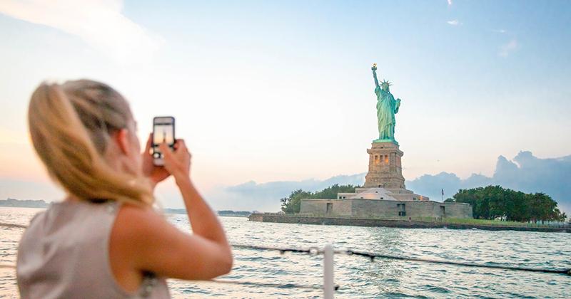 Tour Estátua da Liberdade e Ellis Island em Nova York