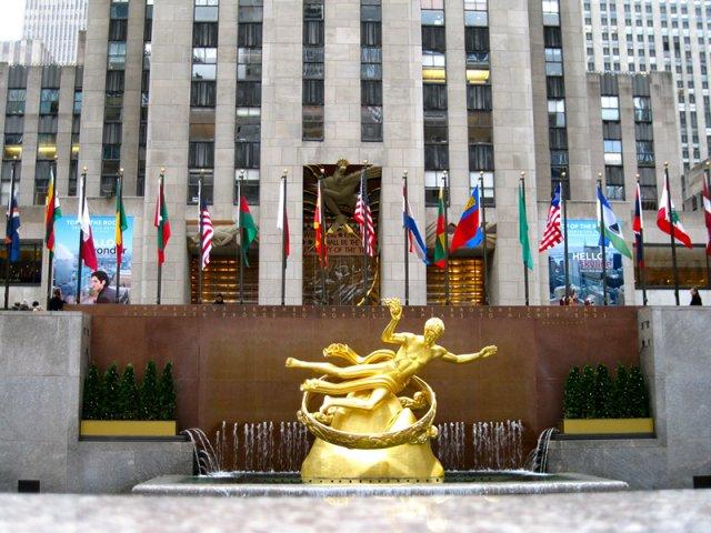 Tour Rockefeller Center em Nova York