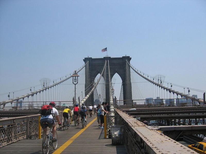 Tour de bicicleta pelo Brooklyn e Coney Island