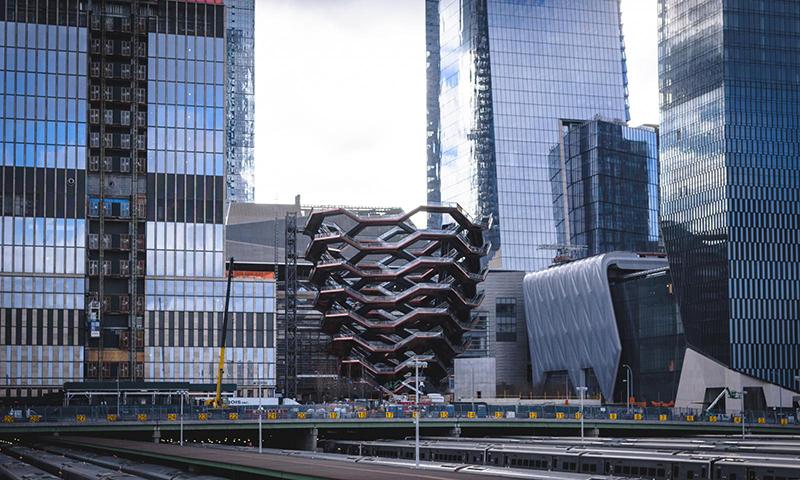 Tour pelo Hudson Yards & High Line Park em Nova York