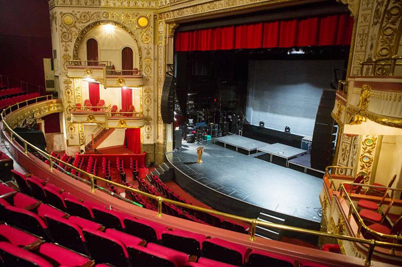 Apollo Theater no Harlem em Nova York
