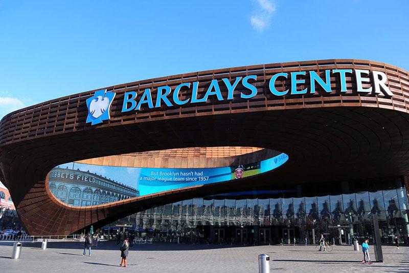 Como chegar na Arena Barclays Center em Nova York