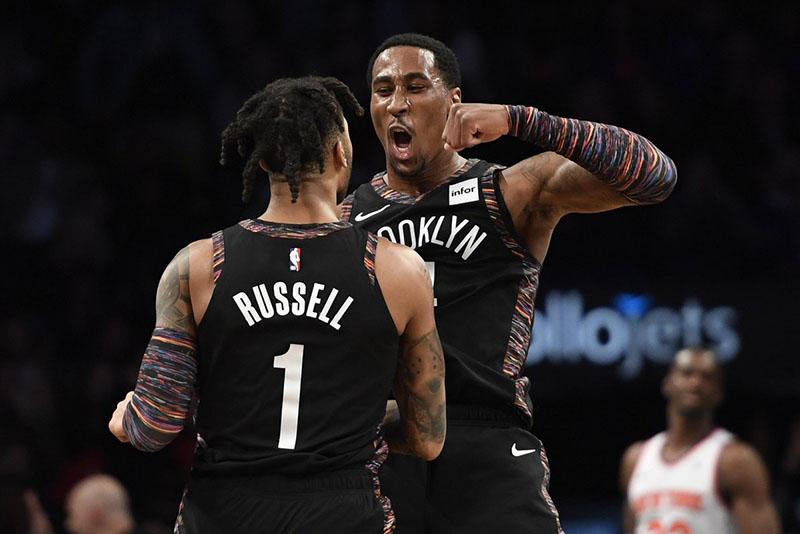 Time Brooklyn Nets em Nova York