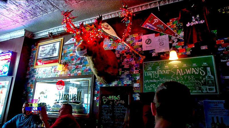 Drinker's Pub na Filadélfia
