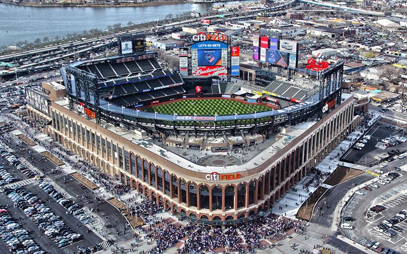Estádios de Baseball em Nova York