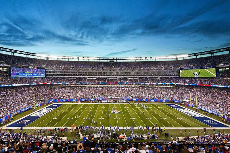 MetLife Stadium em Nova York