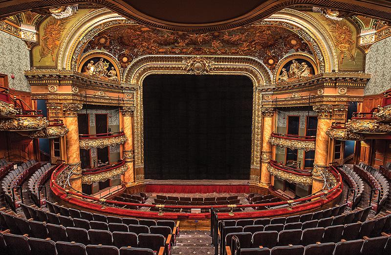 Teatros em Nova York